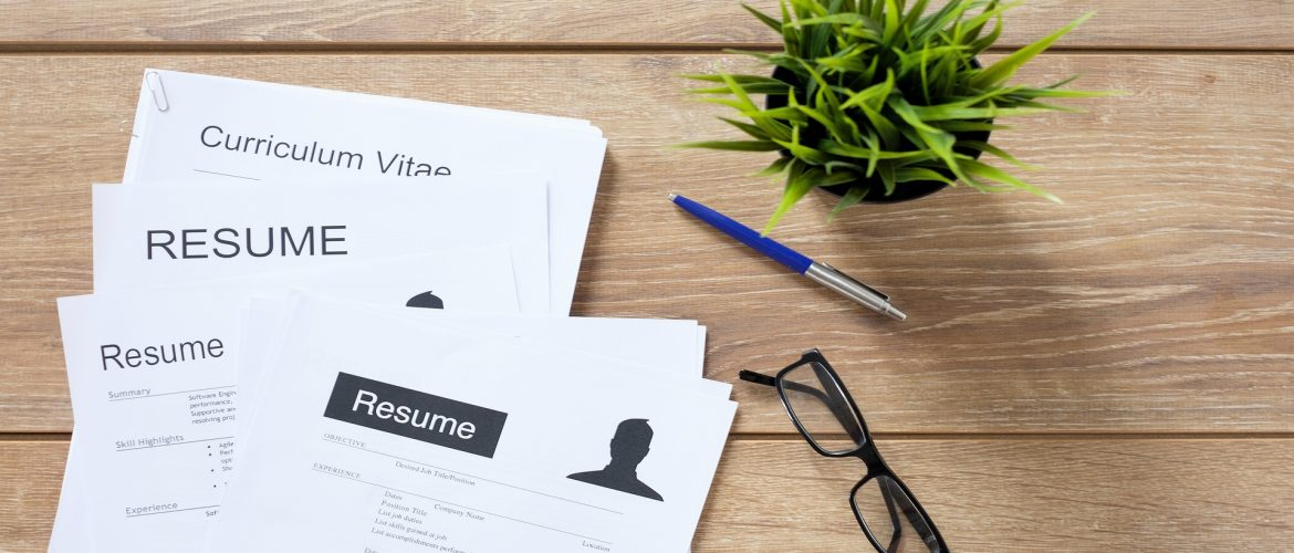 updating your resume might mean updating your life